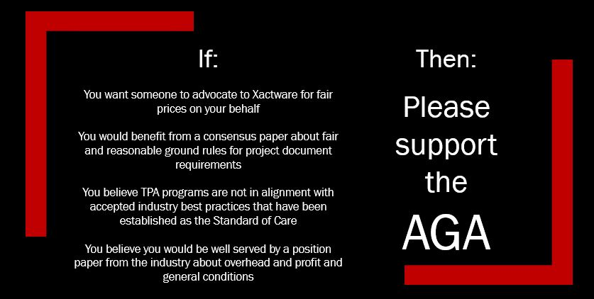 Support the Restoration Industry AGA